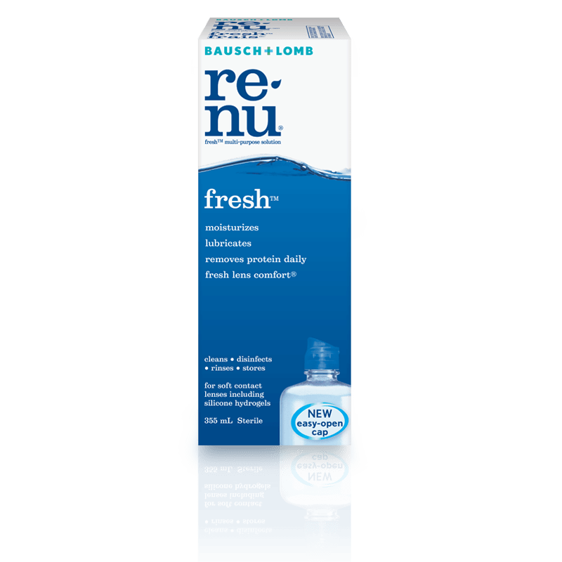 renu® fresh™ multi-purpose solution