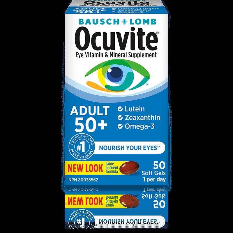 Ocuvite® Adult 50+