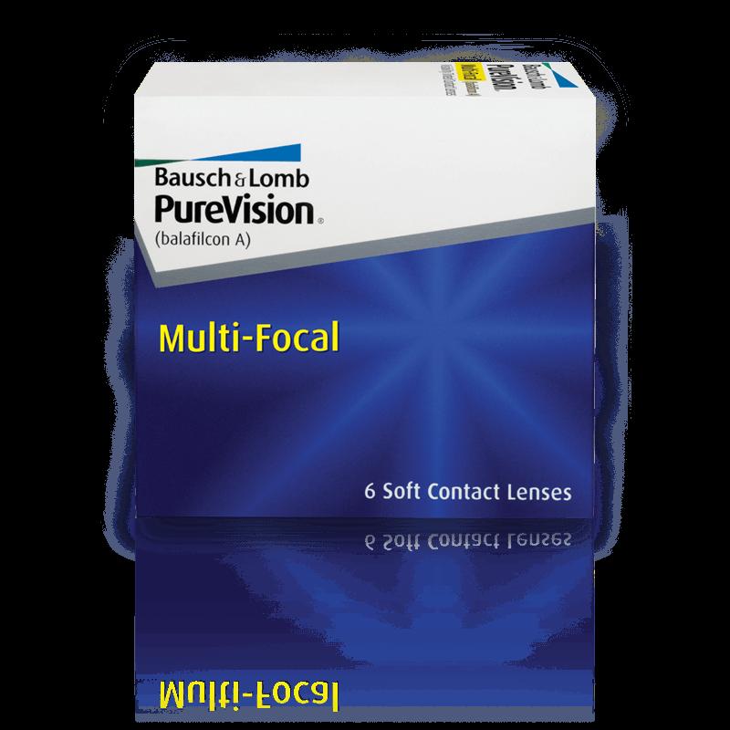 PureVision® Multi-Focal