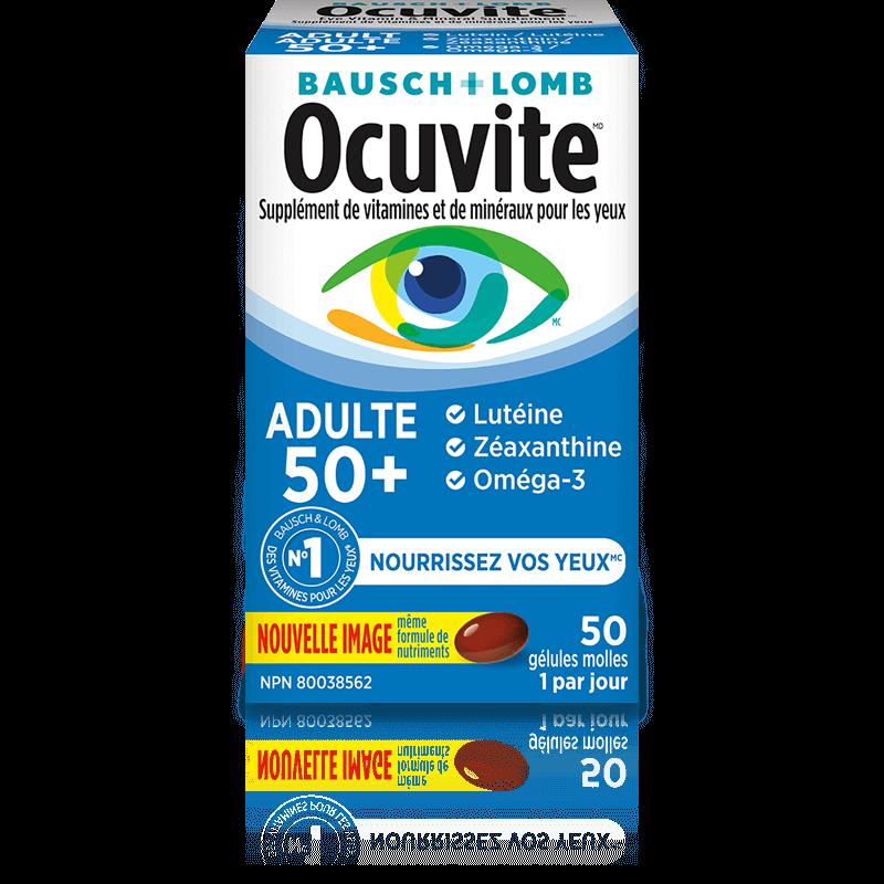 OcuviteMD Adulte 50+